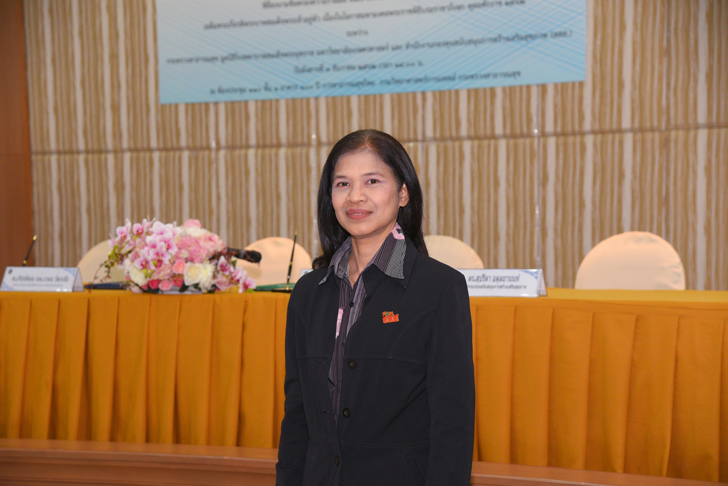 Village Health Volunteers launch door-to-door education on CoVid-19 thaihealth