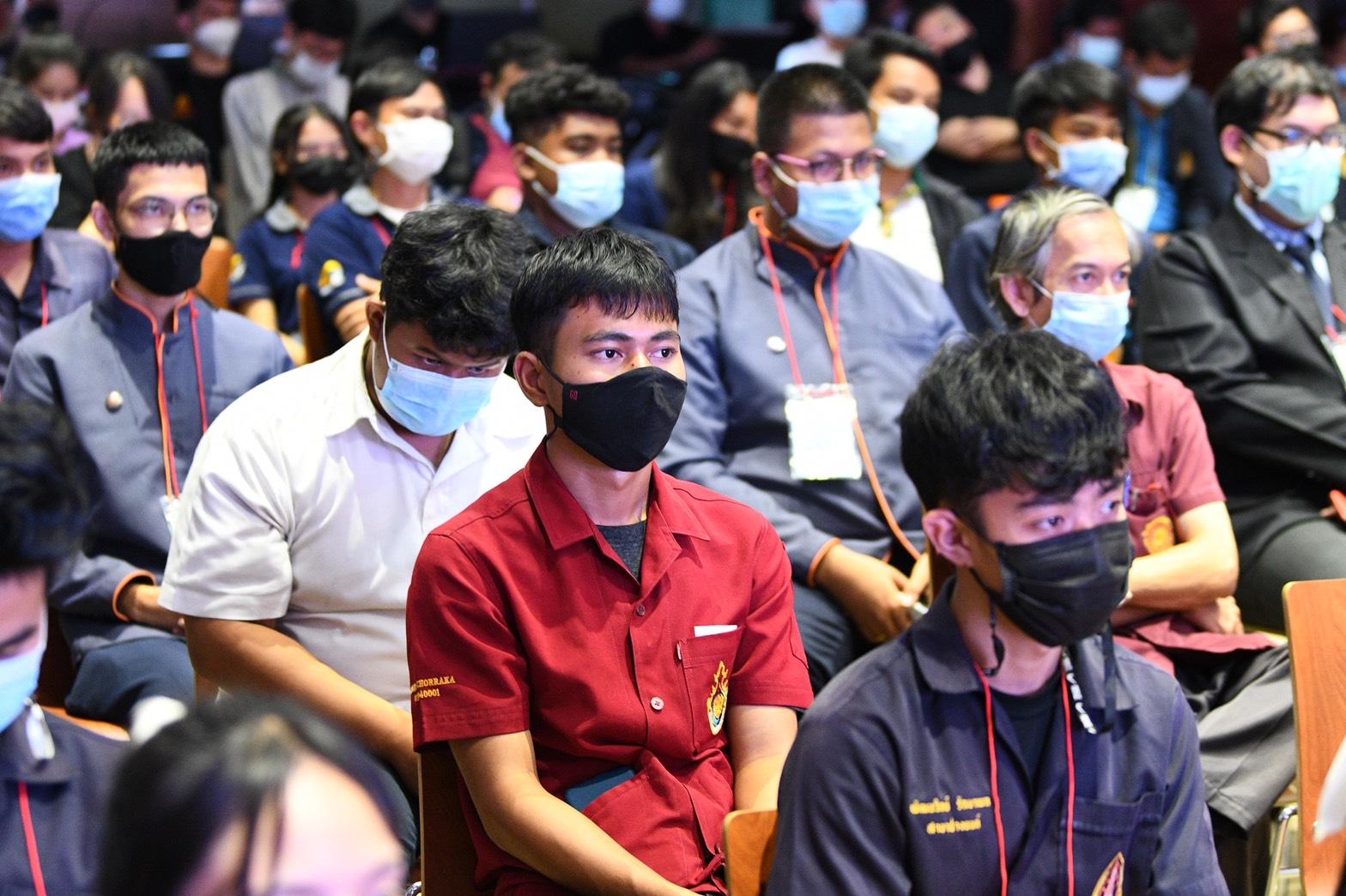 ThaiHealth promotes health improvement innovations thaihealth